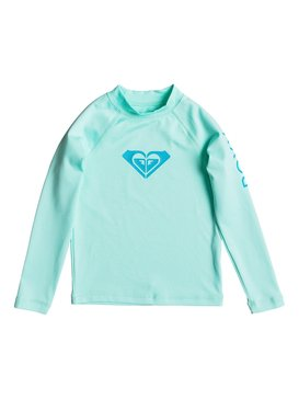 Whole Hearted - Long Sleeve Rash Vest  ERLWR03006