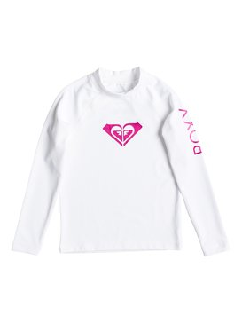 Whole Hearted - Long Sleeve Rash Vest  ERLWR03006