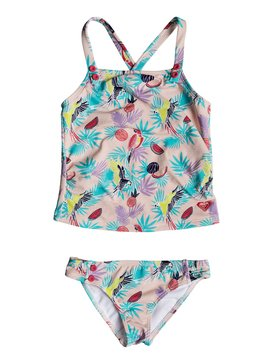 VINTAGE TROPICAL TANKINI SET  ERLX203049