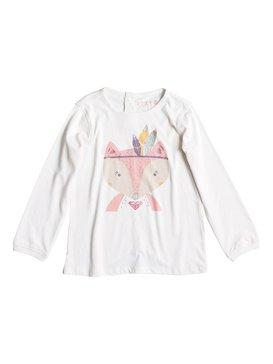 Rise To Me Fox Head - Long Sleeve T-Shirt  ERLZT03046