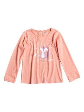 Rise To Me Hello Fox - Long Sleeve T-Shirt  ERLZT03047