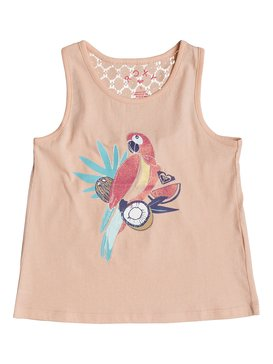 Peaceful Light The Parrot - Vest Top  ERLZT03121