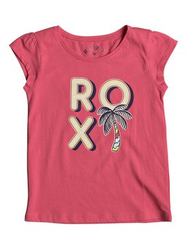 Moidti Palm Tree - Cap Sleeve T-Shirt  ERLZT03122