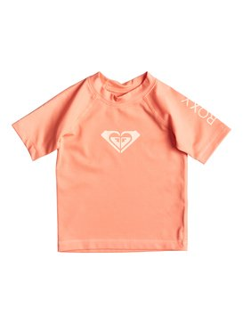 Whole Hearted - Short Sleeve UPF 50 Rash Vest  ERNWR03000