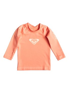 WHOLE HEARTED LS INFANT Orange ERNWR03001