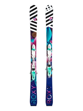 Roxy Dreamcatcher 85 - All-Mountain Freeride Skis  FFDC85X11
