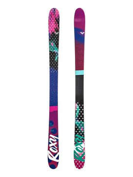 Roxy Ily - Freestyle All-Mountain Skis  FFILY1617
