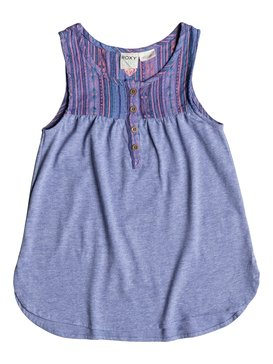 SAILING AWAY TANK Purple PGRS61767