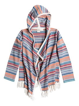 SEASIDE CARDI White PGRS66021