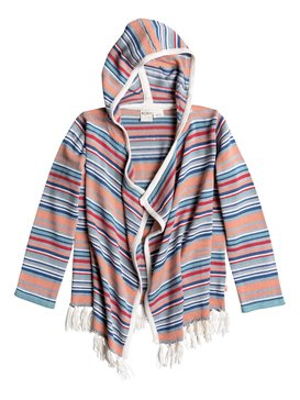 SEASIDE CARDI White PGRS66027