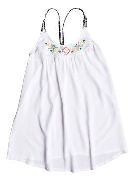 GYPSY GEO DRESS White PGRS68027