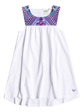 SUNNY SKY DRESS White PGRS68226
