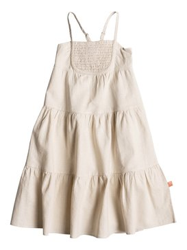 BELIZE DRESS Beige PGRS68446