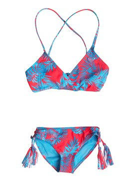 PRIMAL PALMS TIE BACK SET Red PGRS68777