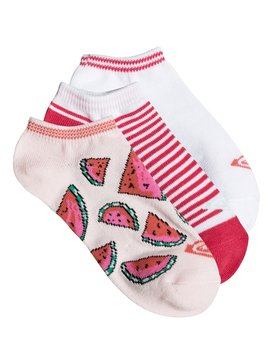 Watermelon Dot - Watermelon Dot No-Show Socks - 3 Pack  PS083676T