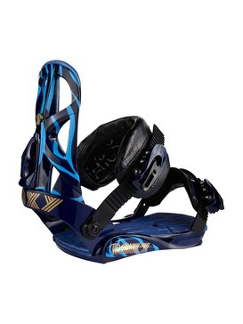 ROXY TEAM TORAH BRIGHT BINDING Blue Q233145