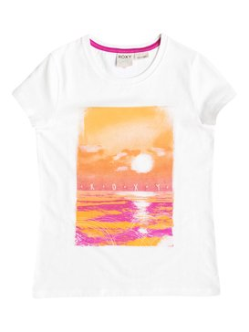 BIG SUNSETS TEE Blanco RRF51007