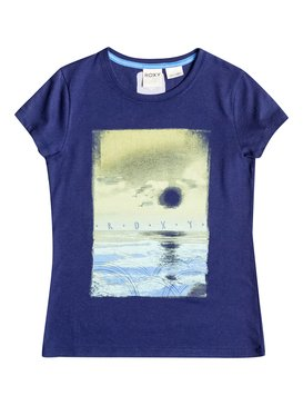 BIG SUNSETS TEE Morado RRF51007