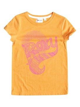 LIT SUNBEAMS TEE Naranja RRF51076