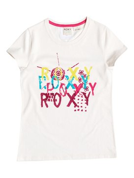BIG SUNBURST TEE Blanco RRF51317