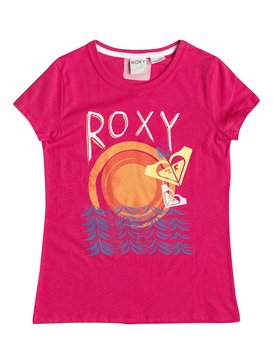 BIG WAVE RIDER TEE Rosa RRF51327