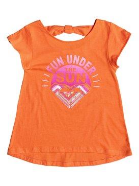 INF FUN SUN TEE Naranja RRF51921