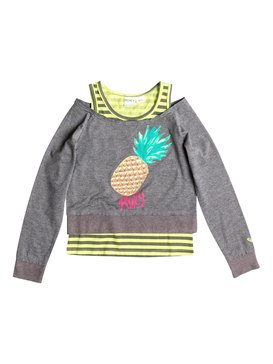 INF CL PINEAPPLE TEE Gris RRF51941