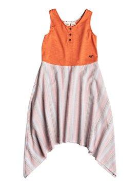 BIG NOAH DRESS Naranja RRF58017