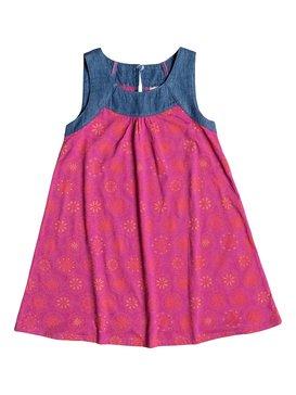 LIT MDLION PRINT DRESS Rosa RRF58376