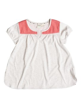 Girl's 7-14 EXPLORER TOP Beige RRF61017