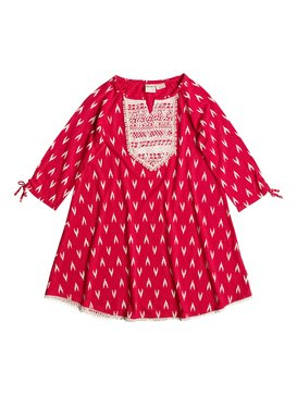 Girl's 7-14 MARIETA Dress Red RRF68207