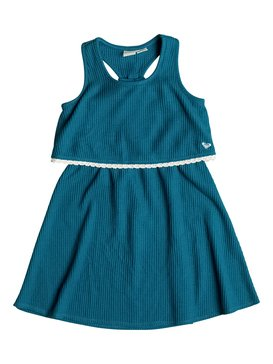 Girl's 7-14 COSTA RICA Dress Blue RRF68247