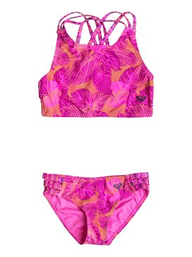 Girl's 7-14 Valencia Beach Tankini Set  RRF68727