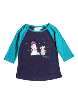 LIT SNOW PUPPY TEE Blue RRH51346
