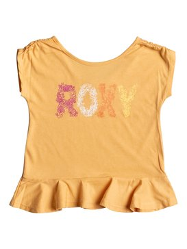 LIT SEA GRL RFLD TEE Orange RRH51376