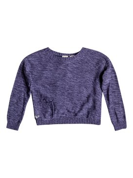 BIG ROASTED SWEATER Blue RRH56097