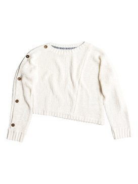 BIG CHILLY SWEATER White RRH56107