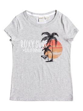 Girls 2-6 Cali Beach Short Sleeve Tee  RRM61006