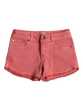 Girls 7-14 Miami Break Shorts Pink RRM65107