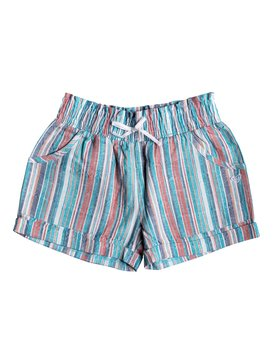 Girls 2-6 Bahama Bay Shorts White RRM65176