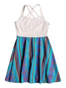 Girls 7-14 Cypress Dress Beige RRM68197