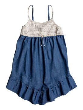Girls 7-14 Grape Soda Dress Blue RRM68247