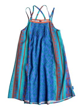 Girls 2-6 Greek Isles Dress Blue RRM68256