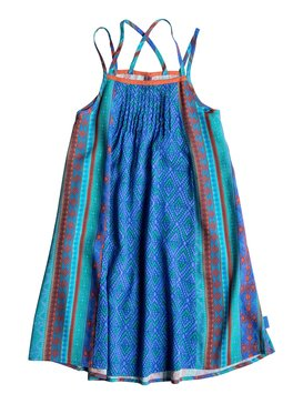 Girls 7-14 Greek Isles Dress Blue RRM68257