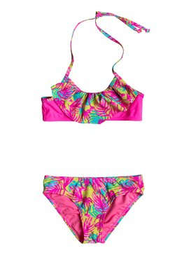 Girls 2-6 Paradise Beach Bandana Set  RRM68546