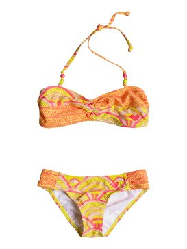 Girls 2-6 Sunrise Summer Bandeau Set  RRM68856