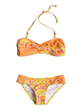 Girls 7-14 Sunrise Summer Bandeau Set  RRM68857