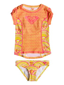 Girls 2-6 Sunrise Summer Bandana Set  RRM68956