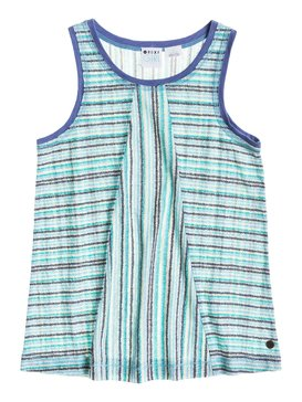 BIG STITCH PANEL TANK TOP RRS51407