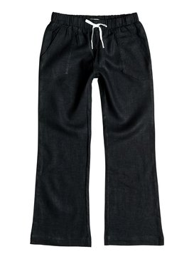 Girls 7-14 Beach Comber Pants Negro RRX55437